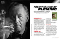 Newsweek James Bond Spread Ian Fleming