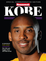 Newsweek Kobe Bryant Commemorative Issue Cover