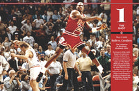 Newsweek Michael Jordan Spread Bulls vs. Cavaliers Game 1989