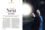 Newsweek The Wizarding World of Harry Potter The Next Level Spread