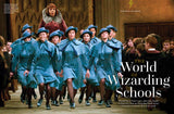 Newsweek The Wizarding World of Harry Potter The World of Wizarding School Spread