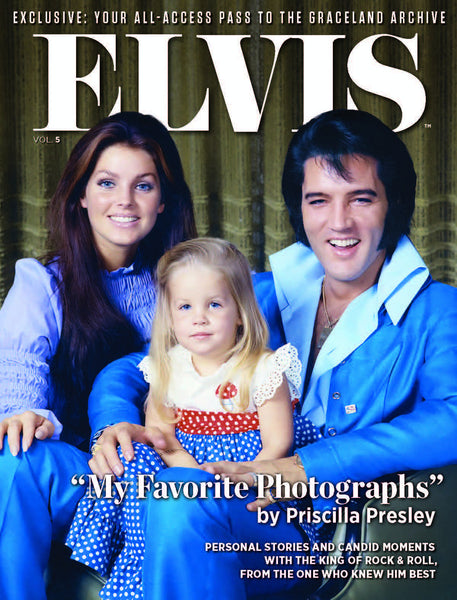 Elvis: The Official Collector's Edition Volume 5—My Favorite Photographs