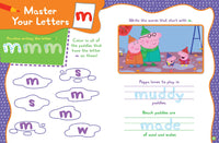 Peppa Pig Letter M Practice