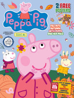 Peppa Pig Magazine Fall Into Autumn Issue
