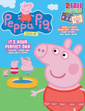 Peppa Pig Magazine It's Your Perfect Day