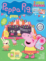Peppa Pig Festival Fun Magazine Cover