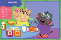 Peppa Pig Magazine Number Fun