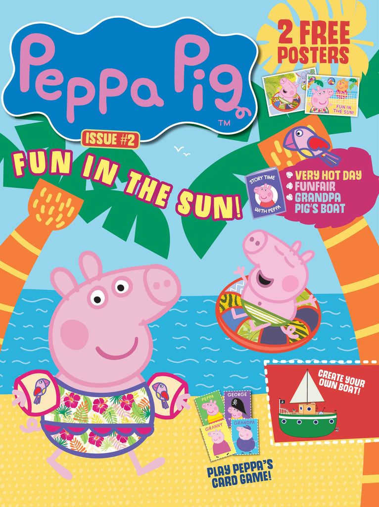 Peppa Pig Fun in the Sun