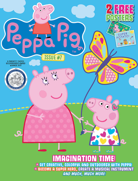 Peppa Pig Imagination Time cover