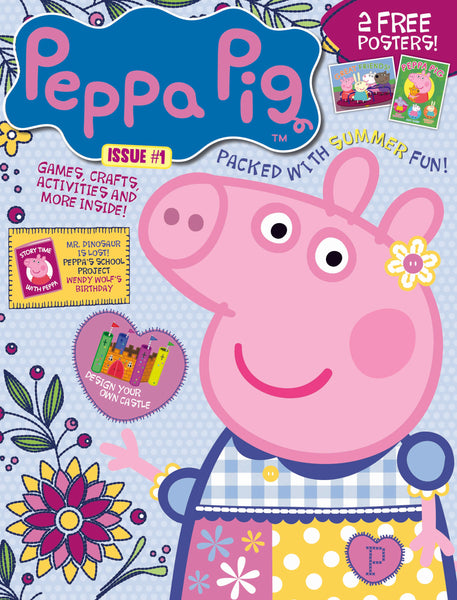 Peppa Pig - Summer Fun