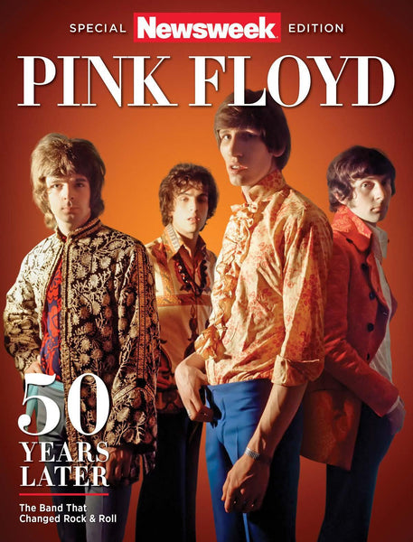 Newsweek: Pink Floyd—50 Years Later