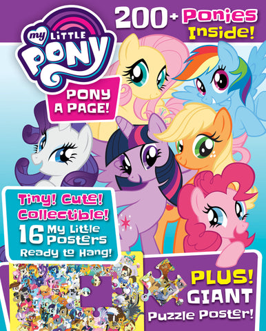 My Little Pony—Pony-A-Page