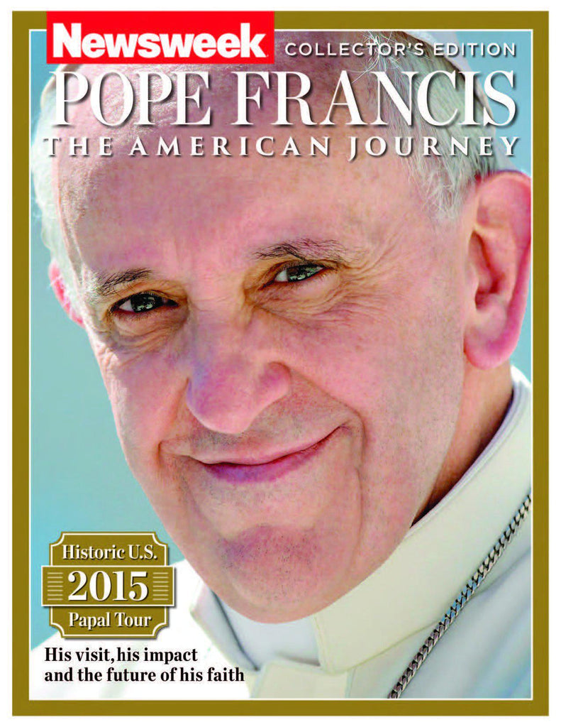 Newsweek: Pope Francis—The American Journey