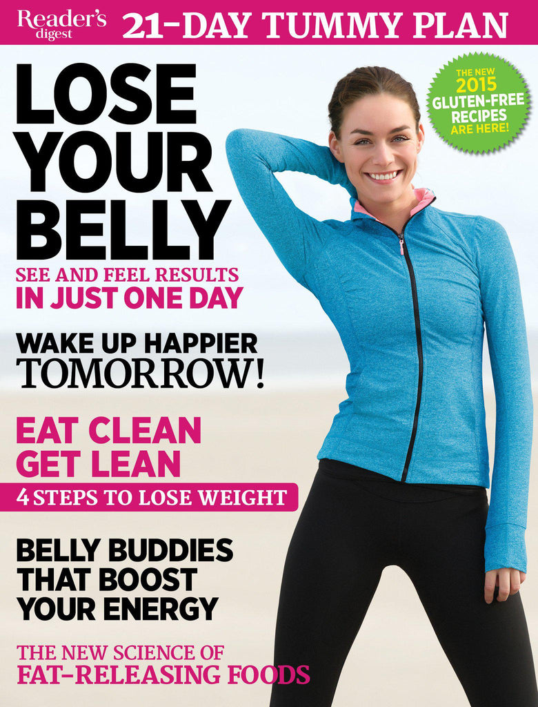 Reader's Digest: 21 Day Tummy Plan—Lose Your Belly