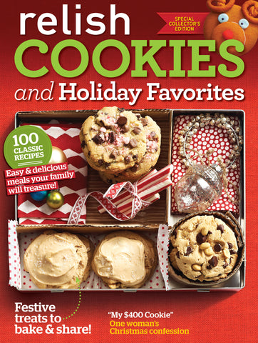 Relish: Cookies and Holiday Favorites