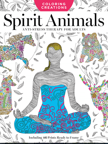 Coloring Creations: Spirit Animals