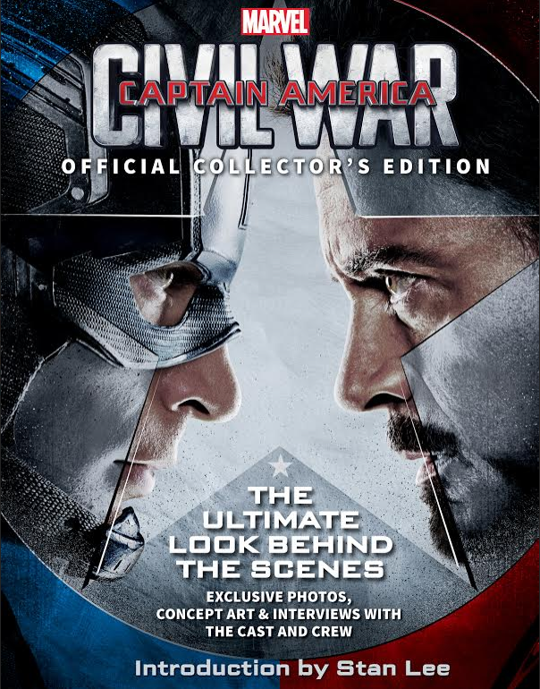 Marvel: Captain America Civil War—Official Collector's Edition
