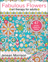 Fabulous Flowers: Art Therapy for Adults