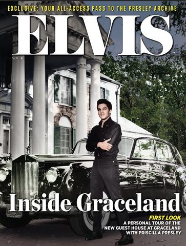Elvis: The Official Collector's Edition Volume 6—Inside Graceland