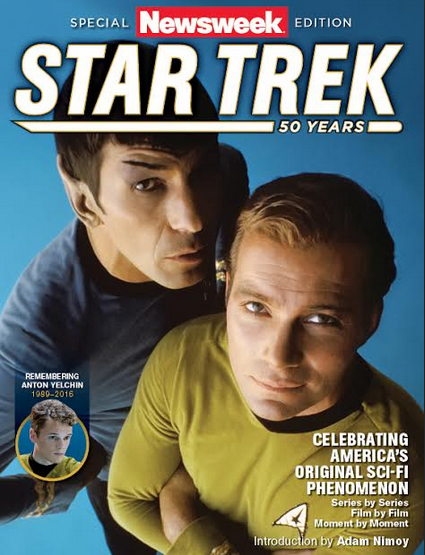 Newsweek: Star Trek 50 Years—Celebrating America's Original Sci-Fi Phenomenon