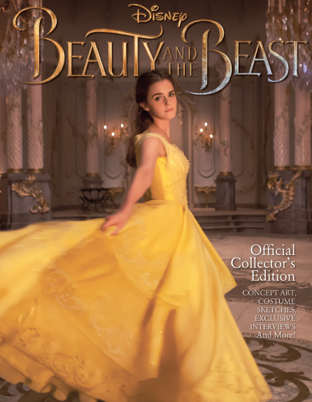Disney: Beauty and the Beast—The Official Collector's Edition