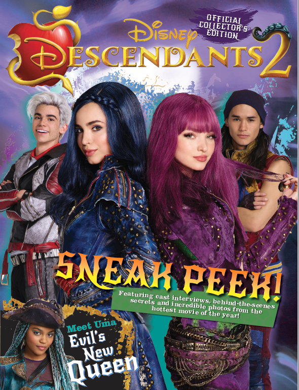 Disney Descendants 2 Media Lab Publishing