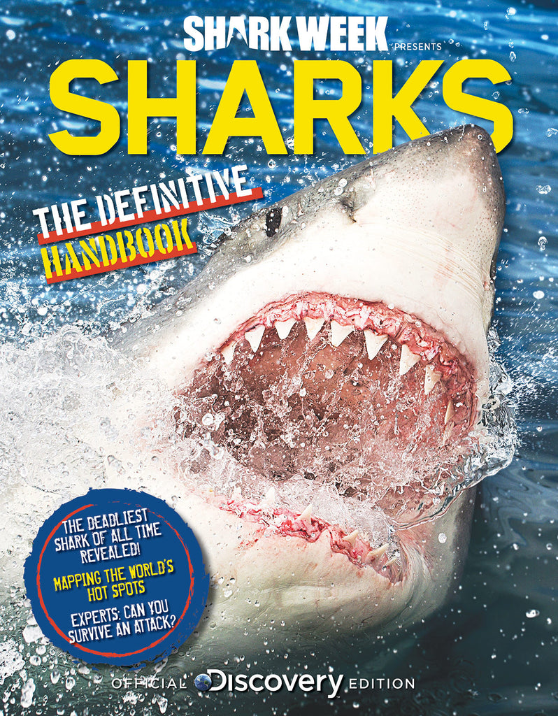 Discovery: Shark Week— The Definitive Handbook