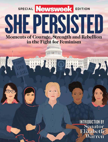 Newsweek: She Persisted