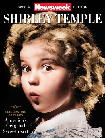 Newsweek: Shirley Temple—Celebrating 90 Years