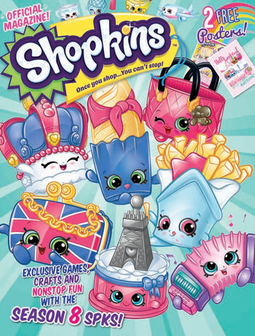 Shopkins Official Magazine