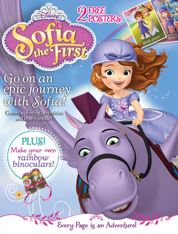 Disney: Sofia the First— Go on an Epic Journey with Sofia!
