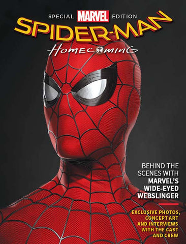 Marvel: Spider-Man Homecoming—Official Collector's Edition