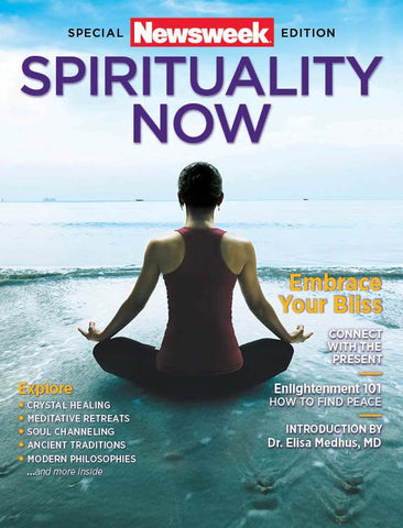 Newsweek: Spirituality Now