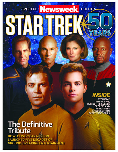 Newsweek: Star Trek 50 Years