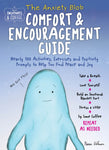 Sweatpants & Coffee The Anxiety Blob Comfort & Encouragement Guide Cover