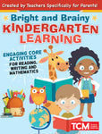 Bright and Brainy Kindergarten Learning Cover