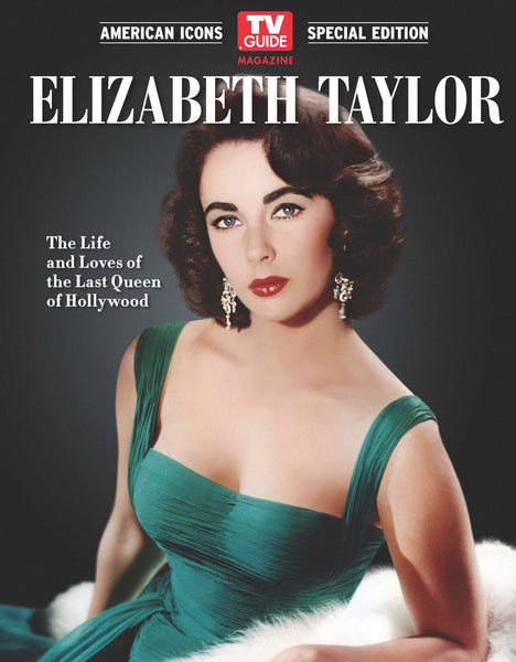 TV Guide Magazine: Elizabeth Taylor