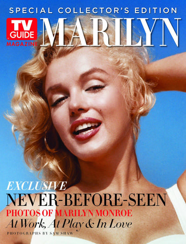 TV Guide Magazine: Marilyn Monroe