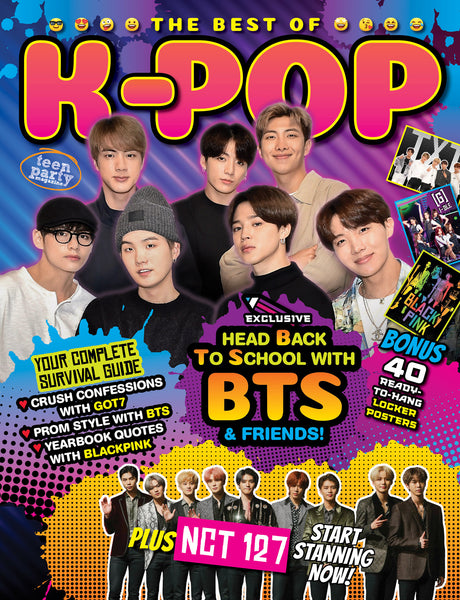 The Best of K-Pop Magazine