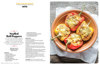 The Ultimate Keto Diet Handbook Spread Stuffed Bell Peppers Recipe