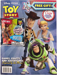 Disney Pixar Toy Story 4 Official Movie Magazine
