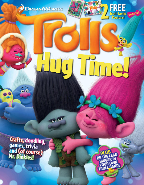 DreamWorks Trolls: Hug Time!
