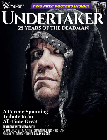 WWE: Undertaker—25 Years of the Deadman