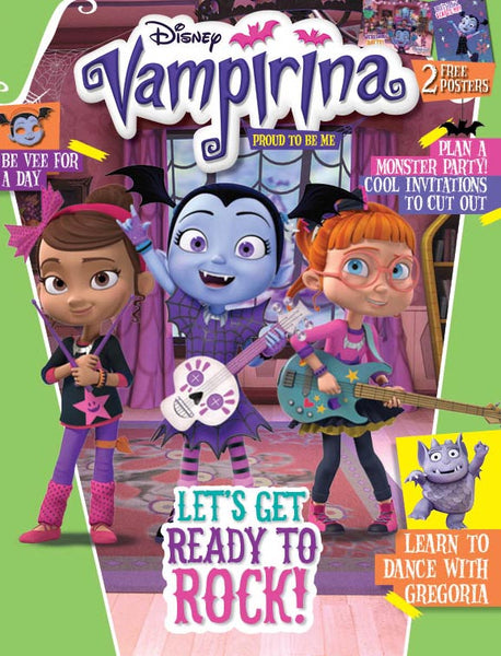 Disney: Vampirina—Let's Get Ready to Rock!