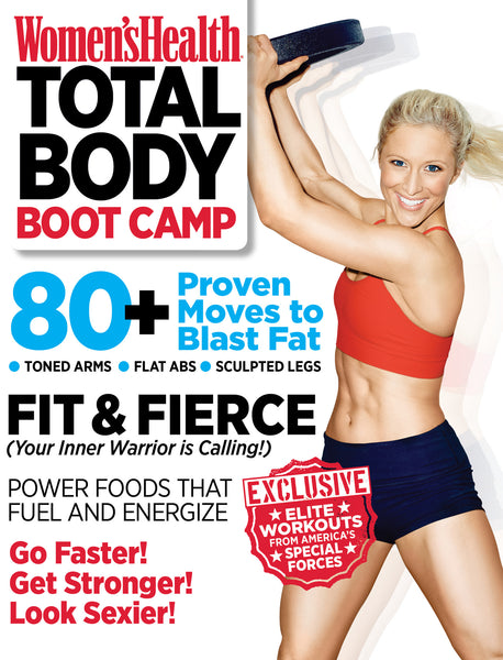 Women's Health: Total Body Boot Camp