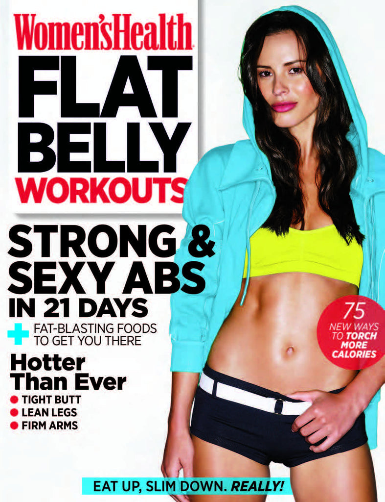 Women's Health: Flat Belly Workouts