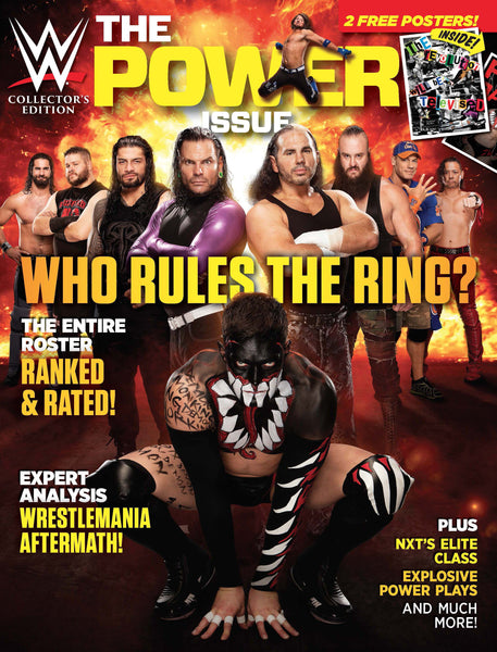 WWE: The Power Issue 2017