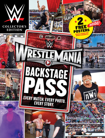 WWE: WrestleMania 31 Backstage Pass