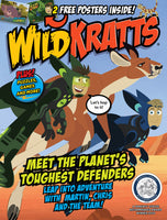 Wild Kratts—Toughest Defenders!