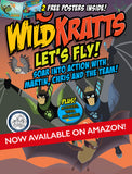 Wild Kratts—Let's Fly!